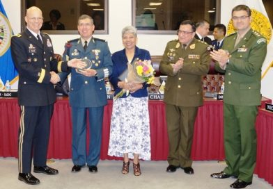 General Luis Rodríguez Bucio released from the Chair of the Council of Delegates