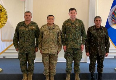 IADB received Commander in Chief of the Chilean Army