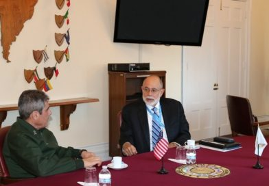 IADB meets with Deputy Under Secretary of the US Department of Defense.
