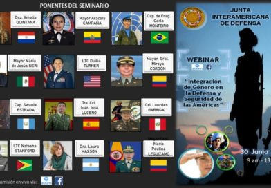 Seminar on Gender Integration in Defense and Security in the Americas