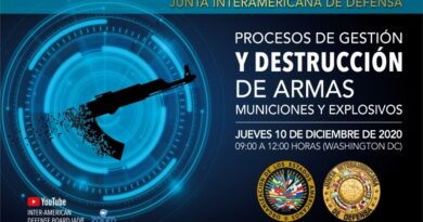 Conference on the Management and Destruction of Weapons, Ammunition and Explosives