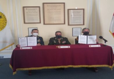 IADB signs cooperation agreement with the Peruvian Army