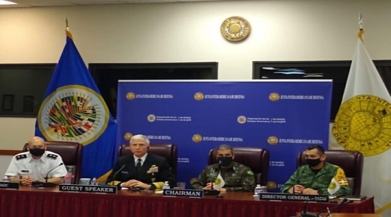 IADB held a Seminar on Human Rights and International Humanitarian Law for the Armed Forces of the Western Hemisphere