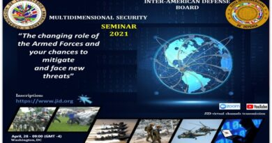 "Online seminar: ""The changing role of the Armed Forces and their possibilities to mitigate and confront new threats"""
