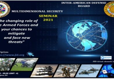 IADB held a Seminar on the changing role of the Armed Forces and their possibilities to mitigate and confront new threats