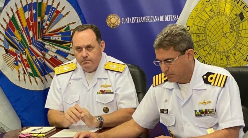 Inter-American Defense Board participates in IX Forum on Confidence- and Security-Building Measures (CSBMs) of the OAS
